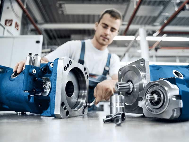 Assistência técnica Bosch Rexroth