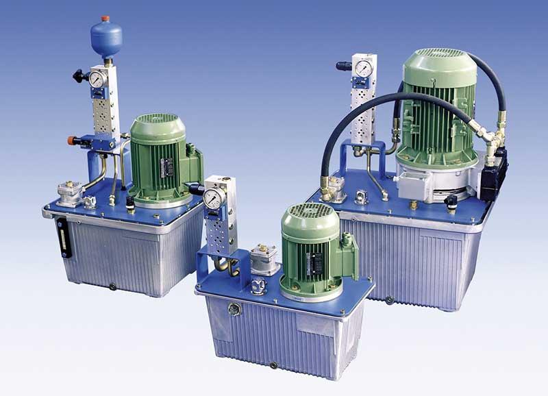 Unidade de potência hidráulica