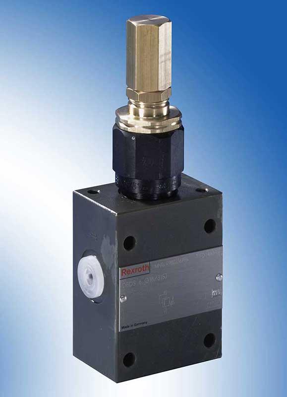 Válvula de alívio hidráulica