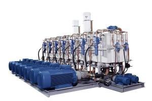 Unidade hidráulica