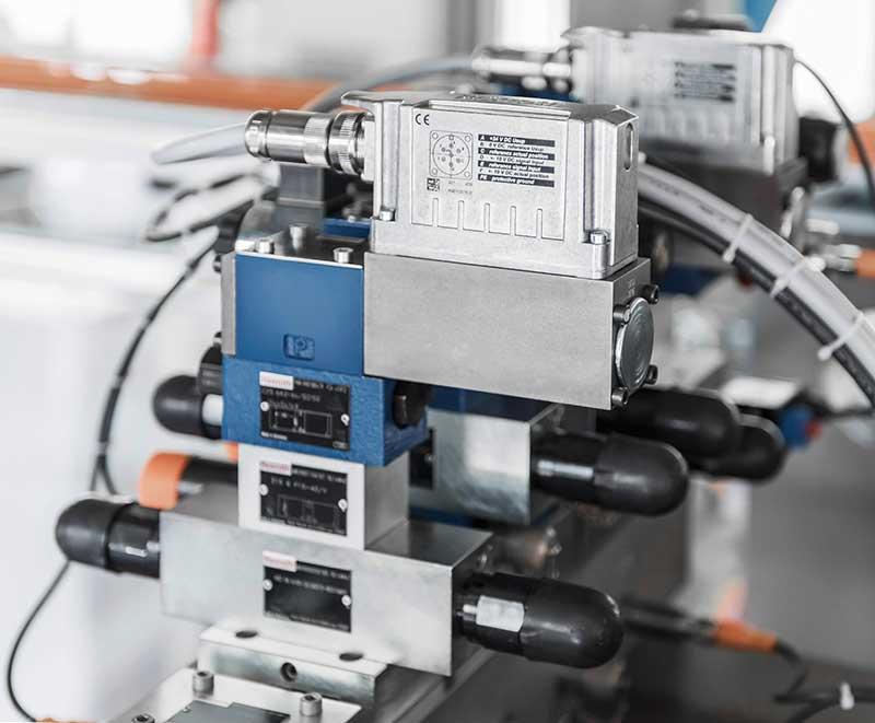Hidráulica industrial Rexroth