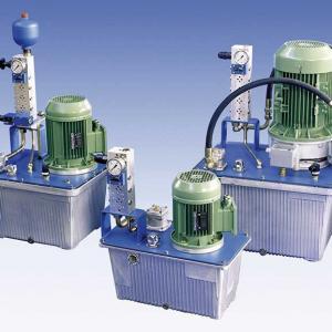 Unidade hidráulica Rexroth
